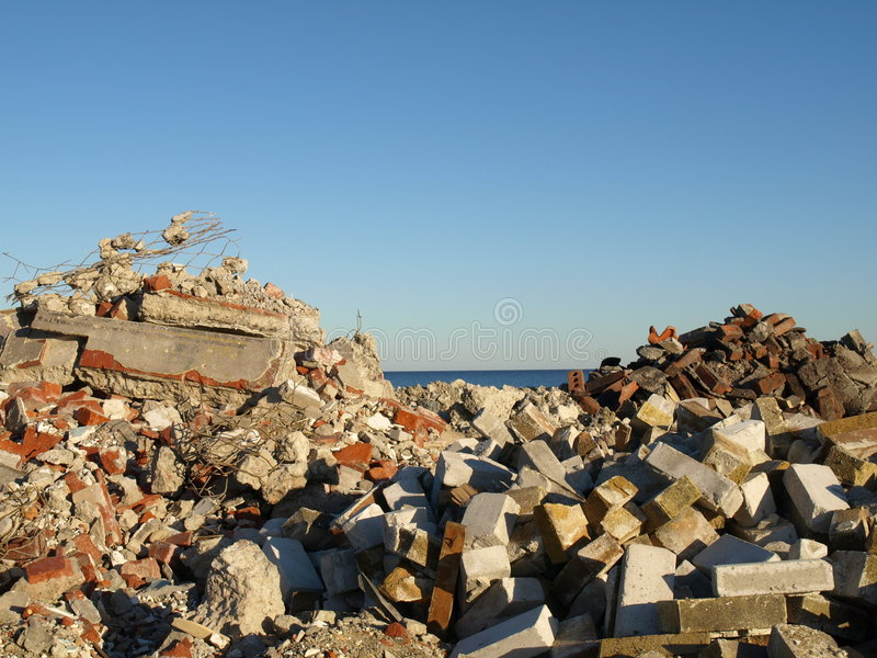 Sorted Building Rubble