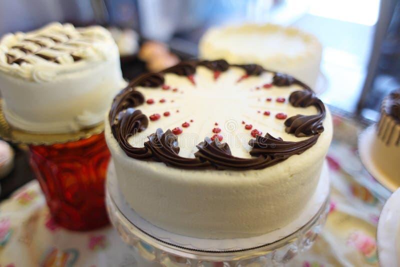 Download Sortierte Kuchen stockfoto. Bild von zucker, verschieden - 26362608