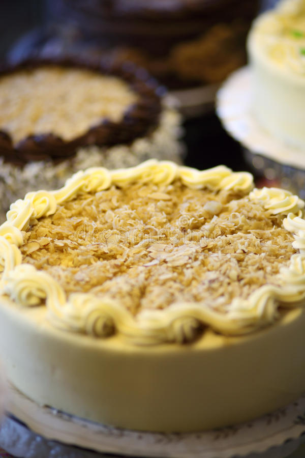 Download Sortierte Kuchen stockbild. Bild von innen, bildschirmanzeige - 26362769