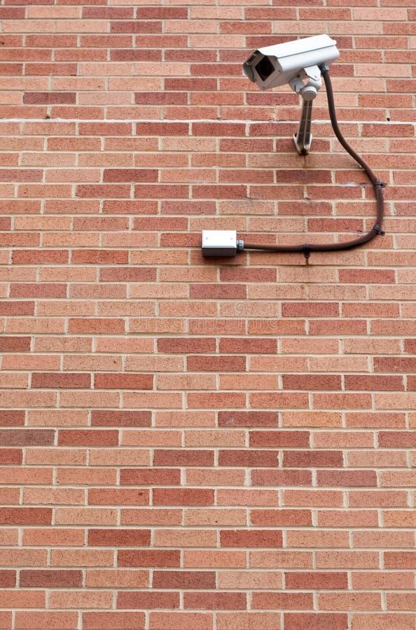 Sorveglianza della videocamera di sicurezza immagini stock libere da diritti