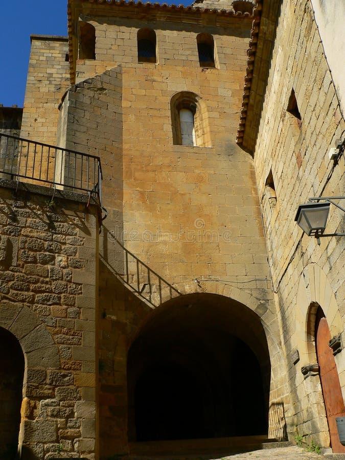 Sos del Rey Catolico, Zaragoza ( Spain ) royalty free stock image