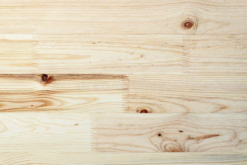 Sosnowego drewna floorboard tekstura obrazy royalty free