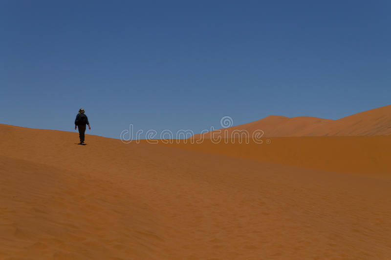 Sossusvlei photographie stock