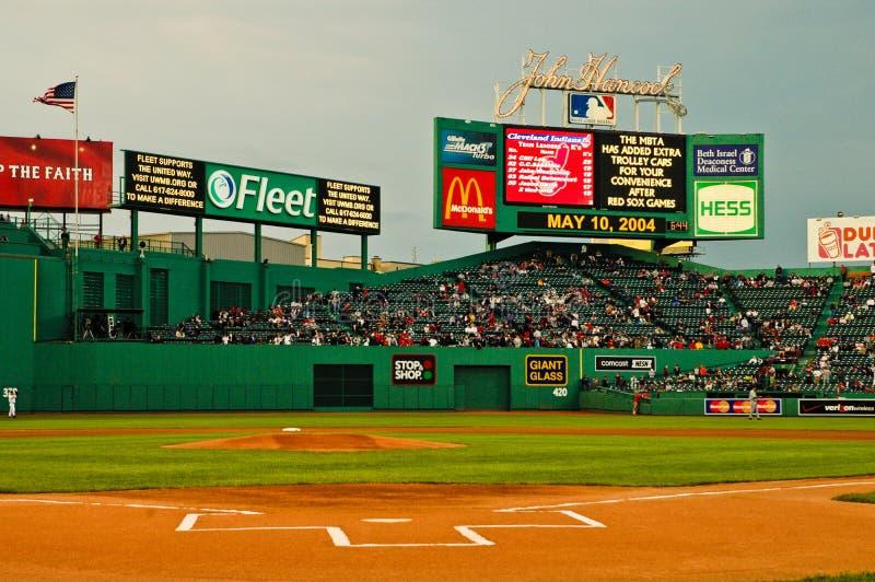 Sosta Boston, mA di Fenway fotografie stock