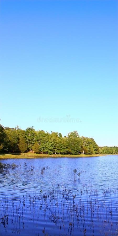 Sosta di condizione di Tishomingo - Mississippi fotografia stock