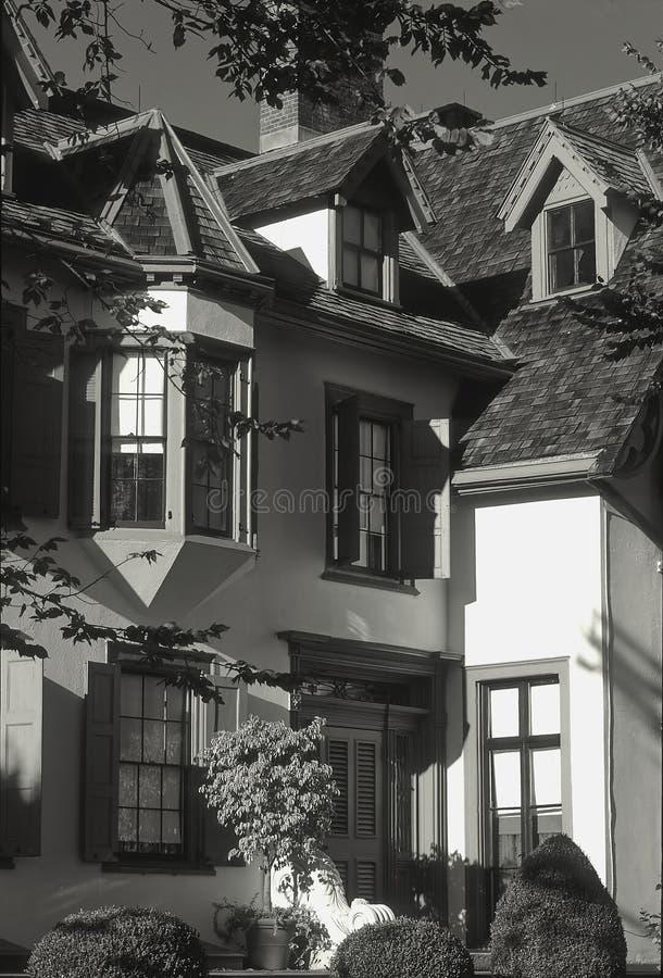 Sosta di Ringwood della proprietà di Hewitt, NJ fotografie stock