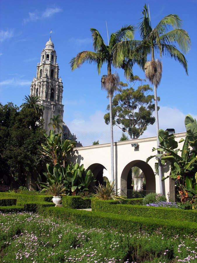 Sosta di San Diego fotografia stock
