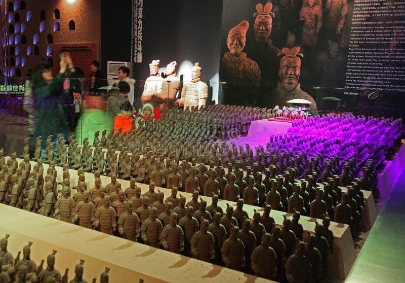 Sosta di sogno del cioccolato del mondo a Pechino fotografia stock libera da diritti