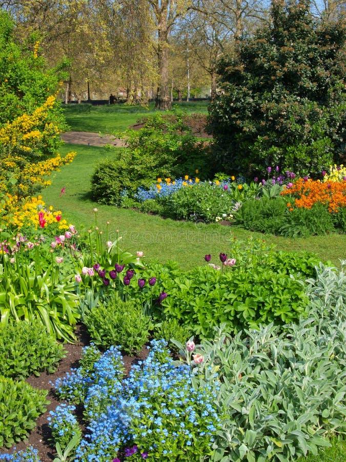 Sosta in primavera immagini stock libere da diritti