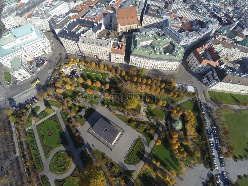 Sosta a Vienna immagini stock libere da diritti