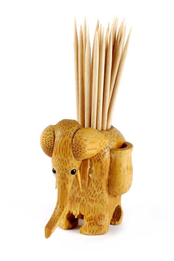 Download Sostenedor De Los Toothpicks Foto de archivo - Imagen de animal, decorativo: 188528