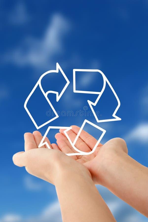 Sostenibilità fotografie stock