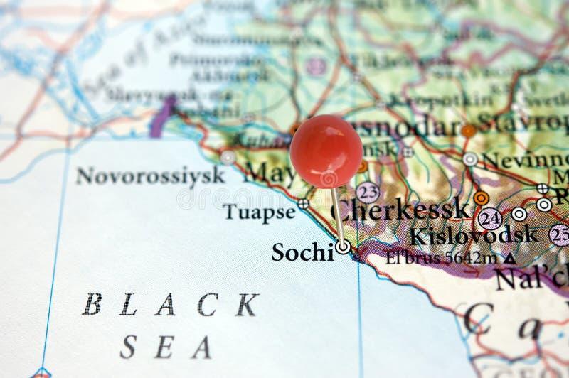Sotchi, Russie image libre de droits