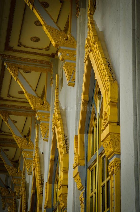 Sothon wararam worawihan temple. Architecture Sothon wararam worawihan temple royalty free stock photos