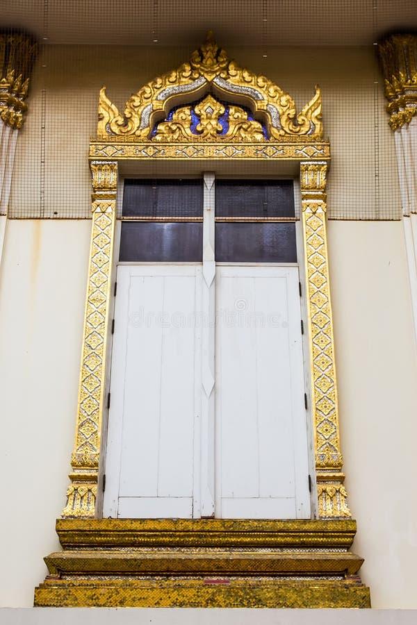 Sothon window. Landmark in Thailand royalty free stock photo
