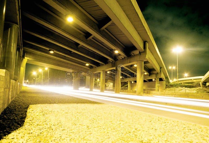 Sotto il ponticello 03 immagine stock