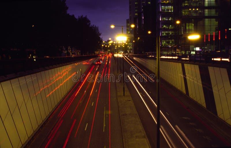 Download Sottopassaggio di Euston fotografia stock. Immagine di velocità - 213900