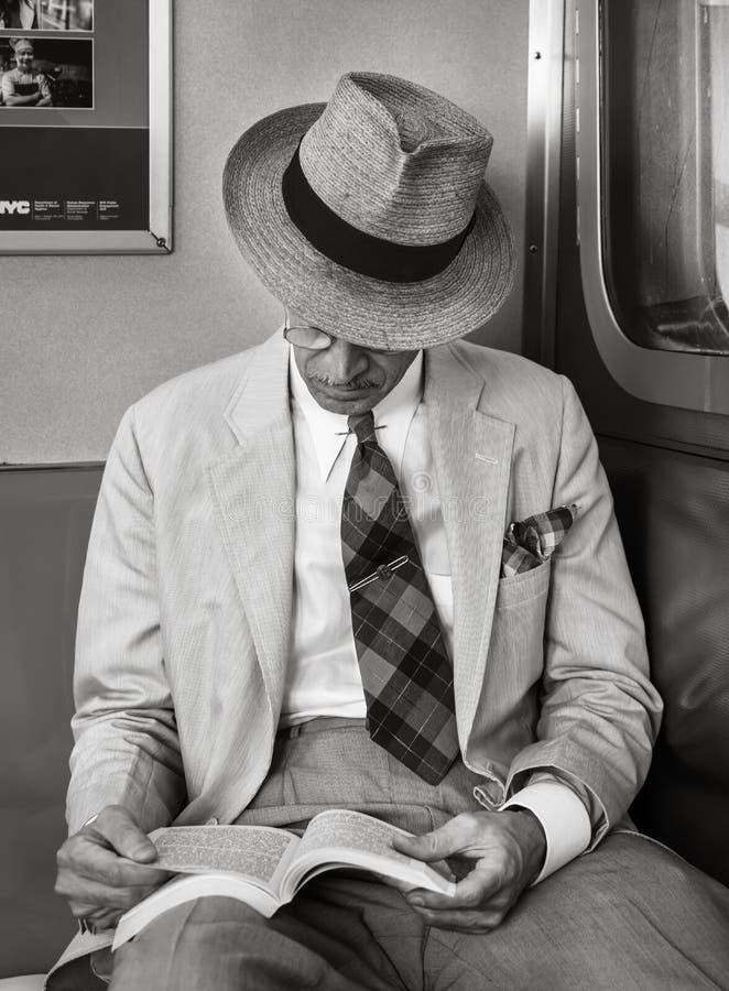 Sottopassaggio di New York City fotografia stock libera da diritti