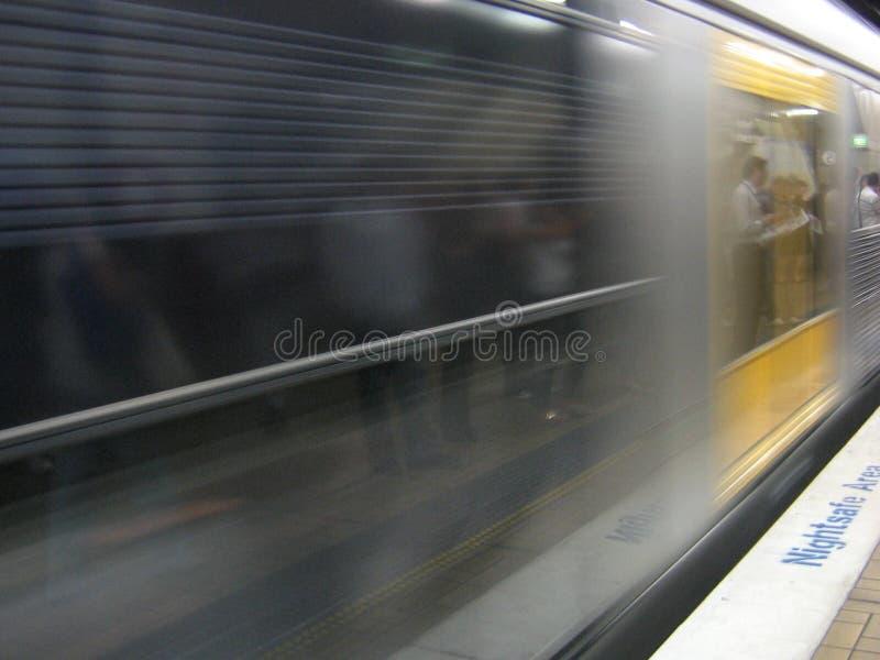 Sottopassaggio di Sydney fotografie stock