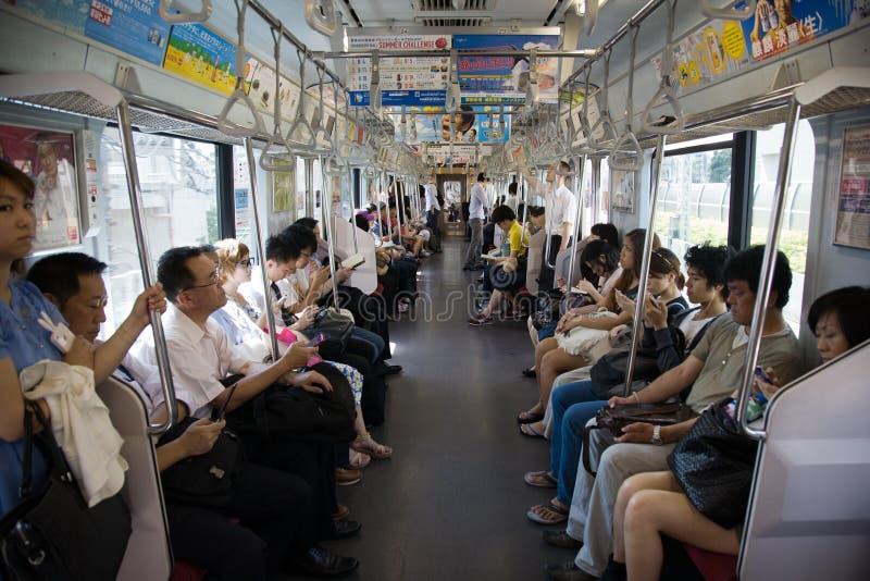 Sottopassaggio - metropolitana Corea fotografia stock libera da diritti