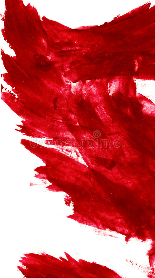 Download Sottragga La Priorità Bassa Rossa Fotografia Stock - Immagine di bianco, limande: 7300604