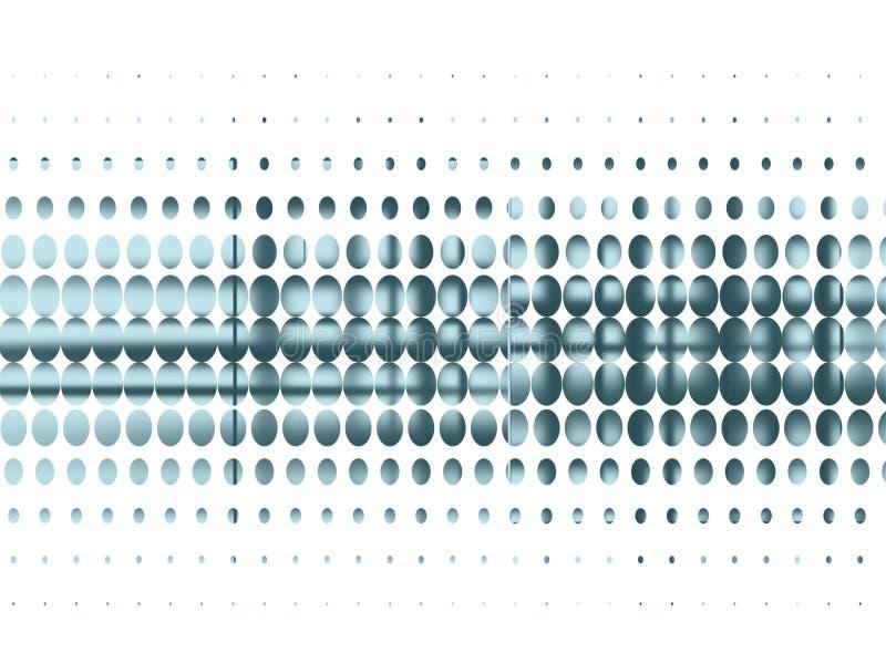 sottragga la priorit? bassa Stile futuristico di tecnologia Fondo elegante per le presentazioni di tecnologia di affari illustrazione di stock