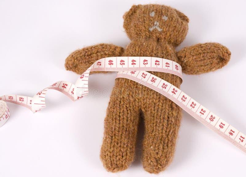 Sou eu gordo? fotografia de stock