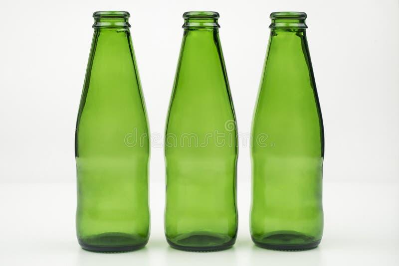 Soude, kola, boissons pétillantes telles que des bouteilles photographie stock libre de droits