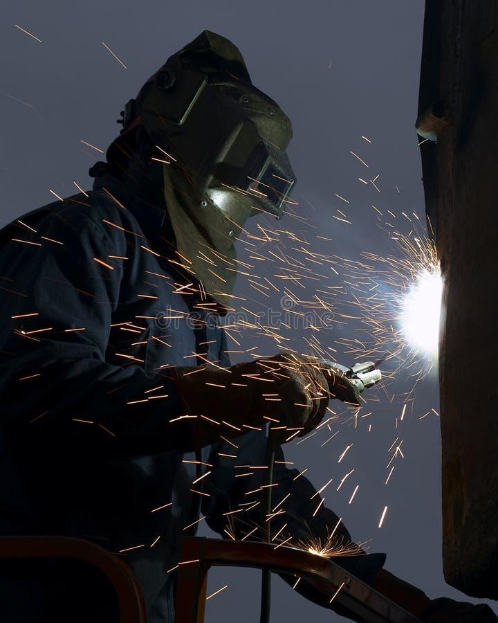 Download Soudeuse photo stock. Image du industriel, métal, masque - 729154