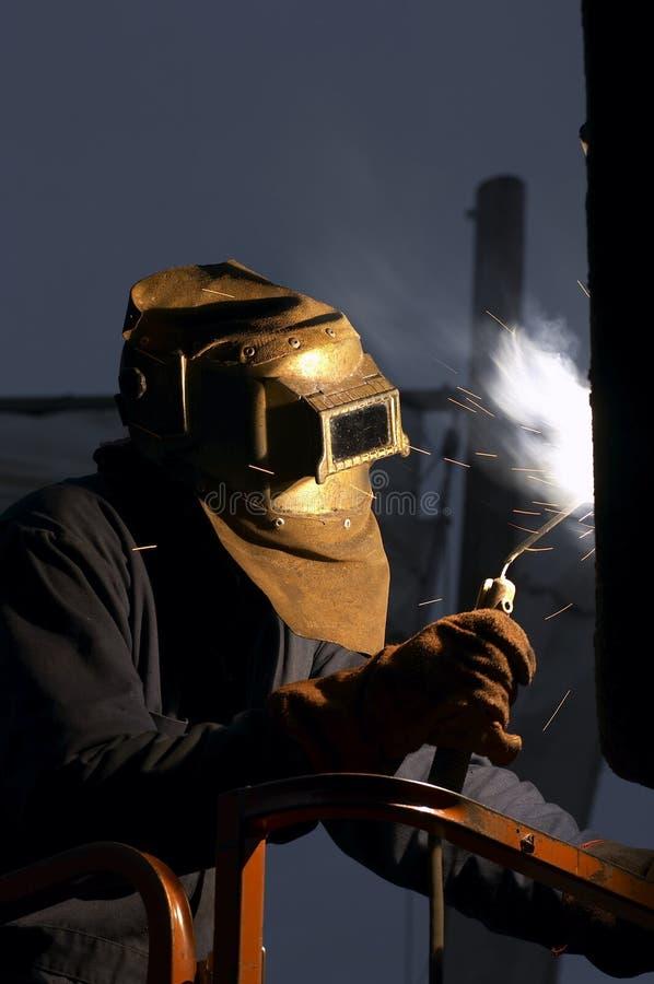 Download Soudeuse image stock. Image du acier, industrie, workforce - 729167