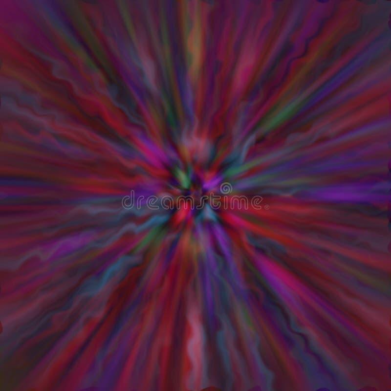 Download Souffle de couleur illustration stock. Illustration du concept - 741612