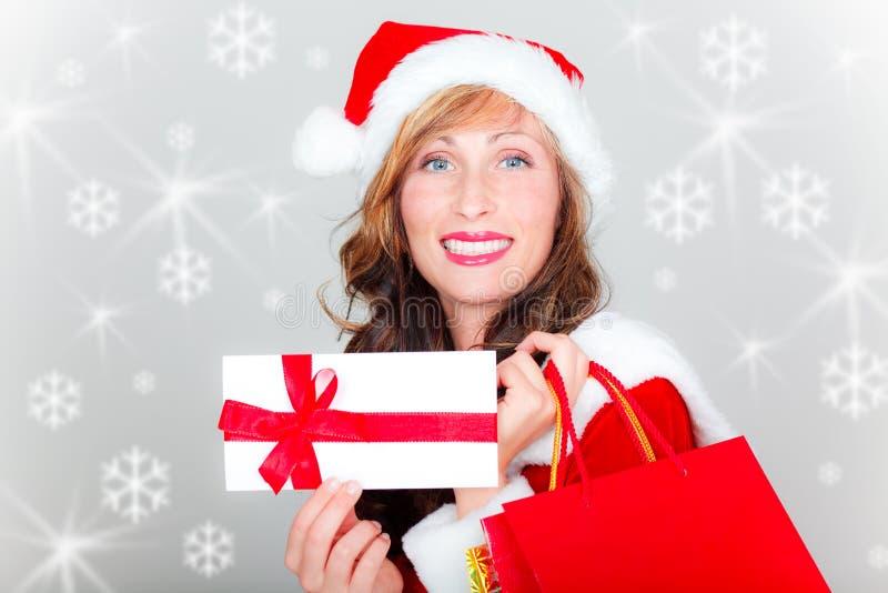 Souhait de Noël photo libre de droits