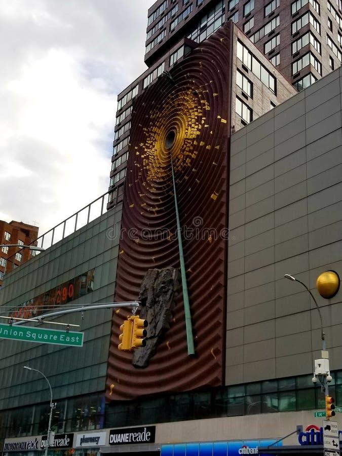 Souhaits à New York photos stock