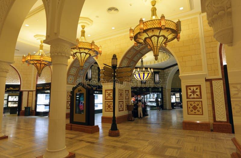 souk мола золота Дубай стоковое изображение rf