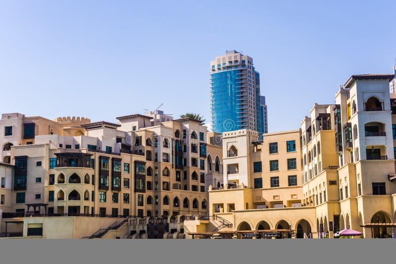 Souk al Bahar fotografia stock