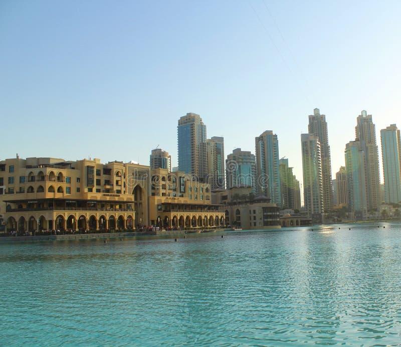 Souk Al Bahar stockbild