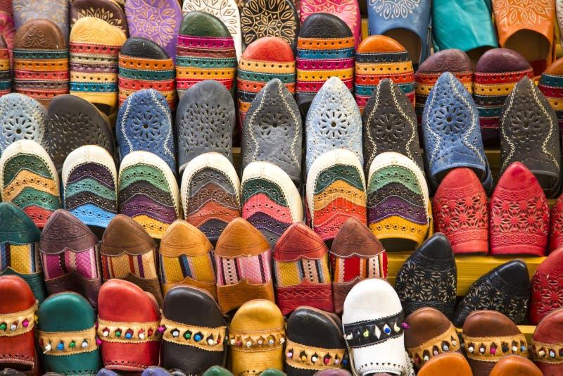 Souk in Fez, Marokko royalty-vrije stock fotografie