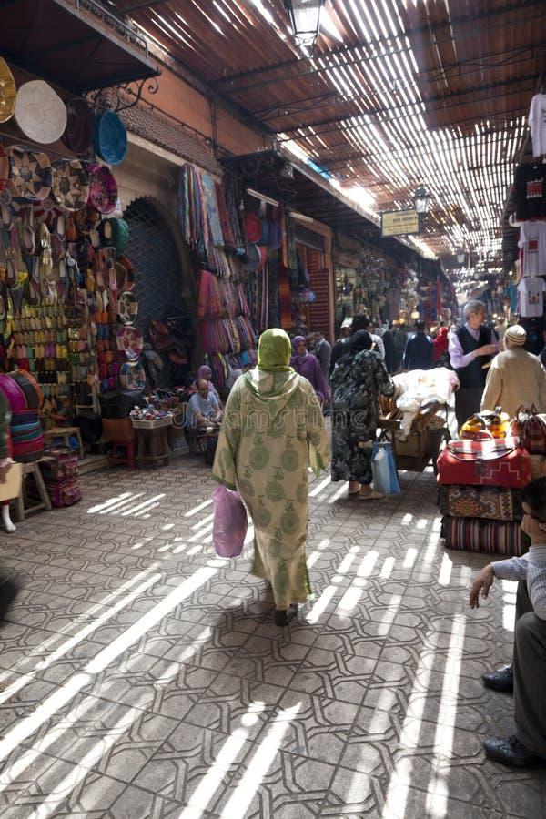 Download Souk In Marrakesh Editorial Stock Image - Image: 26685959