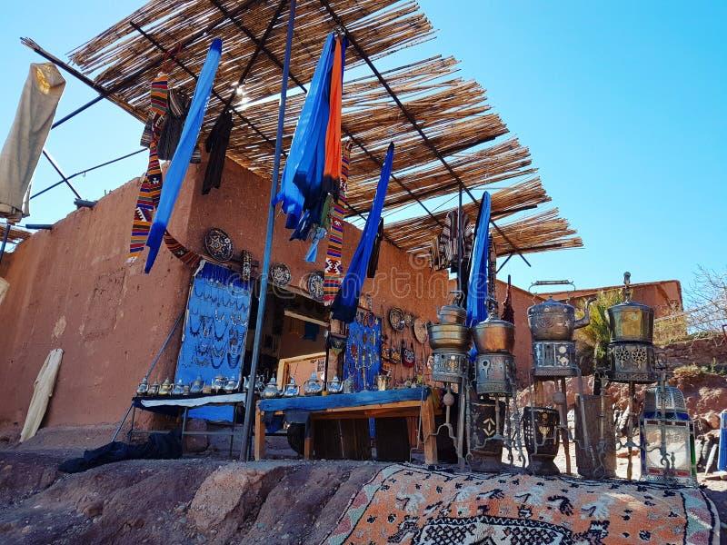 Souks do Berber imagens de stock royalty free