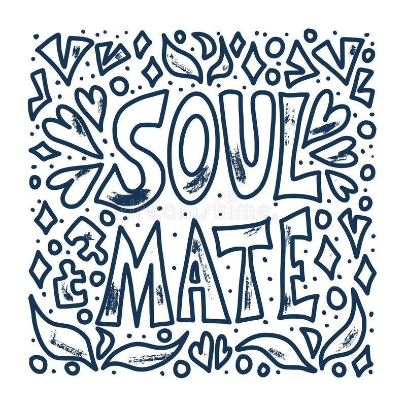 Soul Mate Stock Illustrations – 843 Soul Mate Stock Illustrations