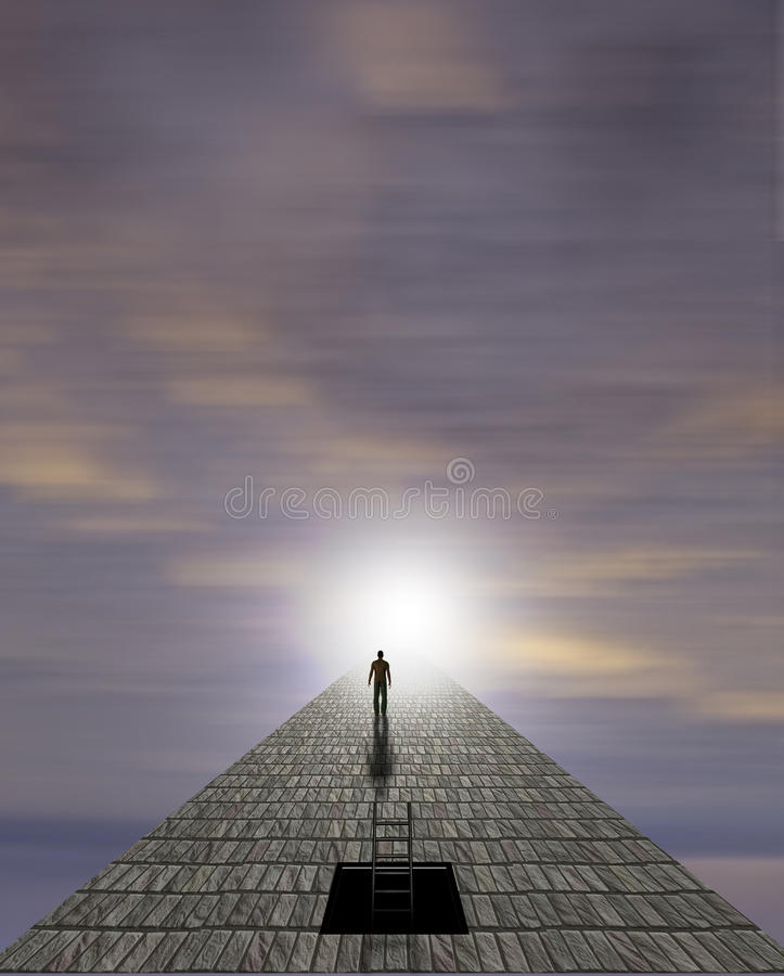 Download Souls Exploration stock illustration. Image of alien - 17500500