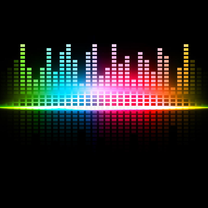 Sound vector illustration