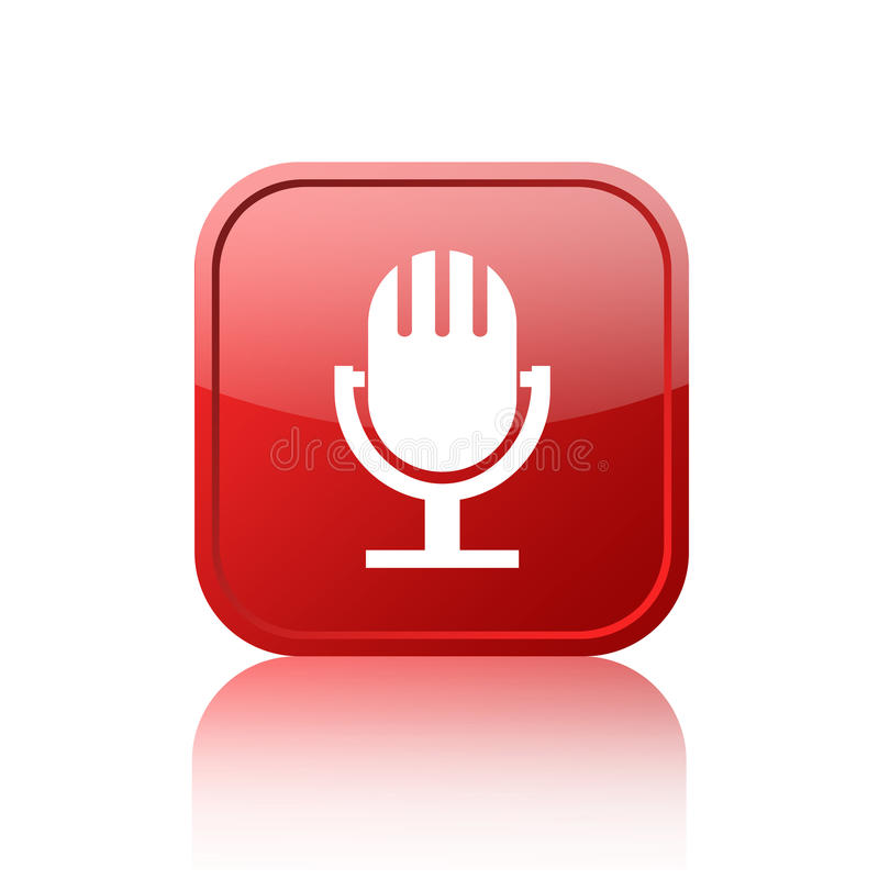 Sound Button Stock Images