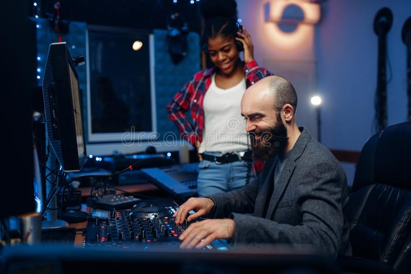 sound technician stock images   royalty 800 x 534 · jpeg