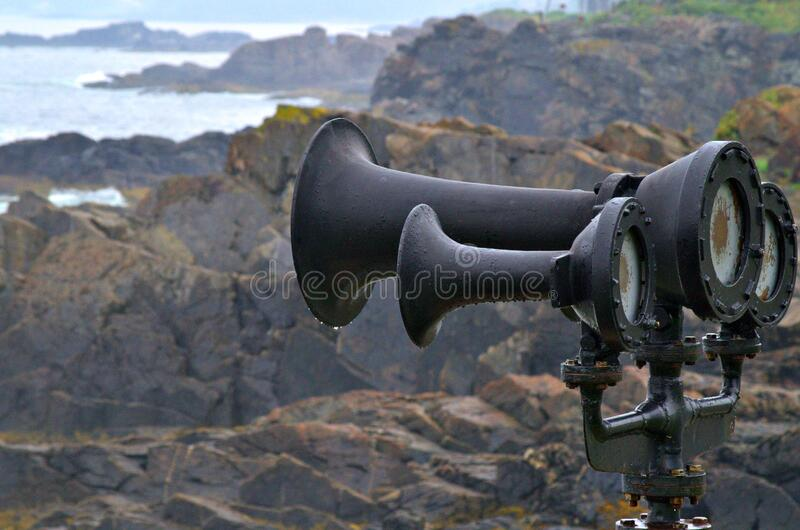 Sound and Fury royalty free stock image