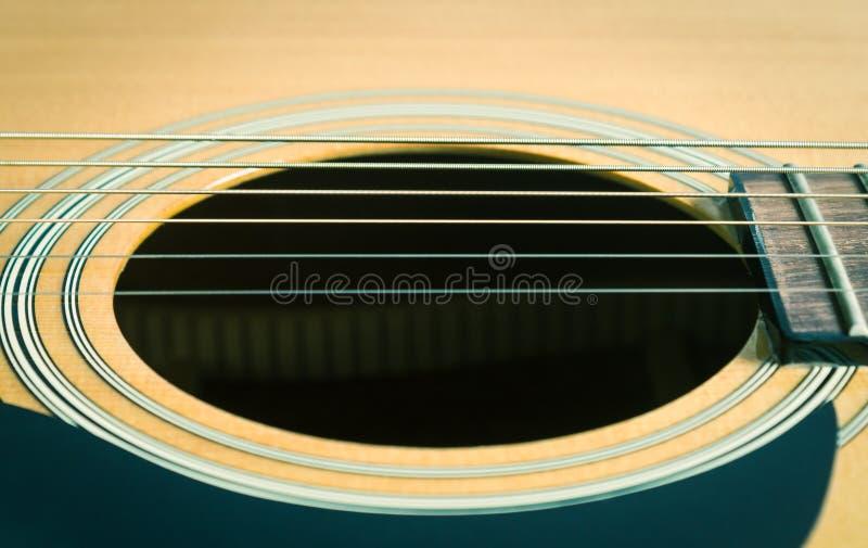 f hole on vintage guitar stock image image of sound 55599719. Black Bedroom Furniture Sets. Home Design Ideas
