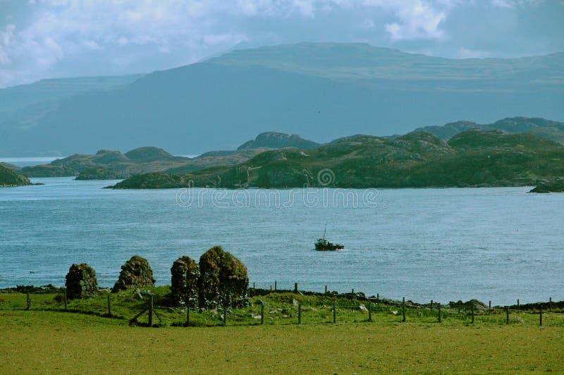 Download Sound of Iona, Scotland stock image. Image of scotland - 25136489