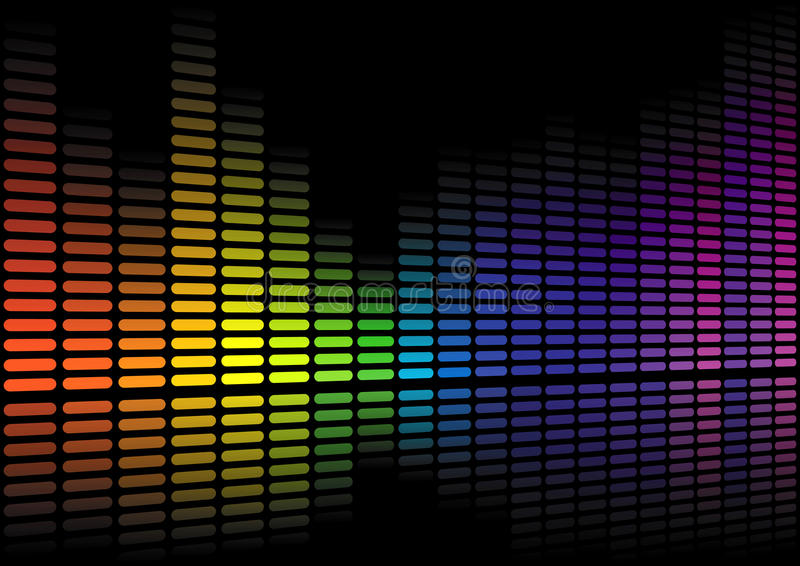 Download Sound Level Abstract Stock Images - Image: 13142434