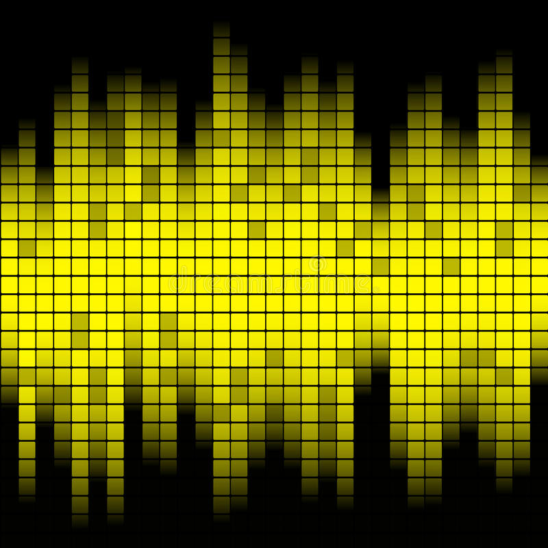 Download Sound of Music stock vector. Image of melodic, electro - 27861839