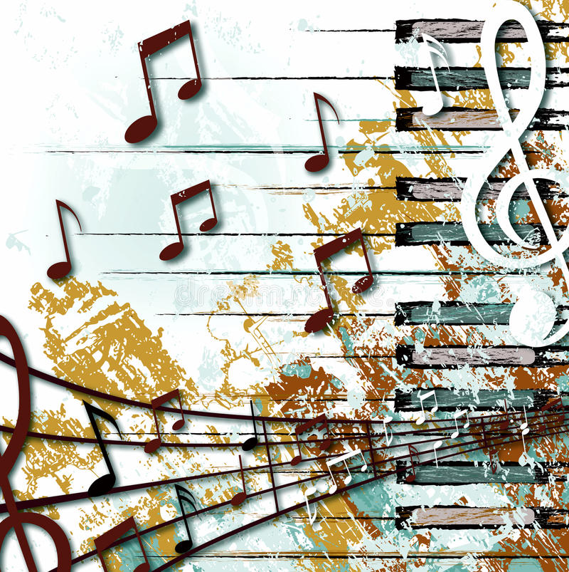 Free Sound Of Music Royalty Free Stock Images - 22260279